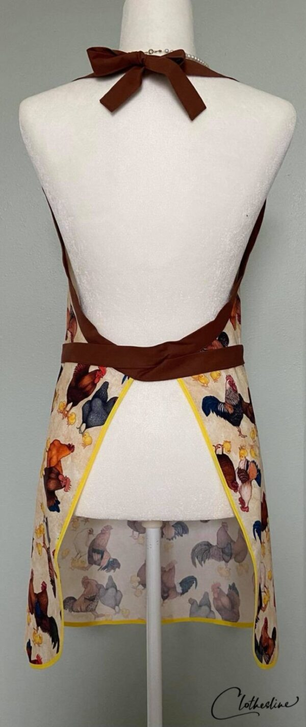 Shop Wyoming Roosters & Hens every day apron
