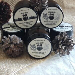 Shop Wyoming Weird Beard – Beard Balm