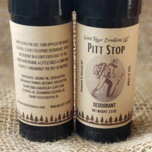 Shop Wyoming Pitt Stop All Natural Deodorant (Cedar & Sage scent)