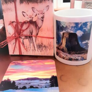 Shop Wyoming Gift Bundle – Wyoming Nature & Wildlife Photography