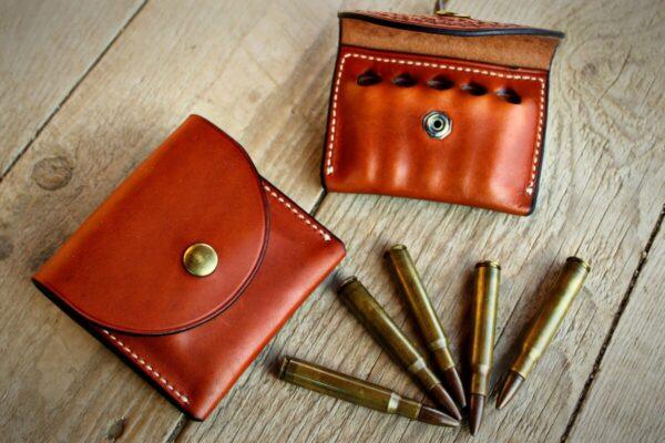 Shop Wyoming 5 Shot Cartridge Case