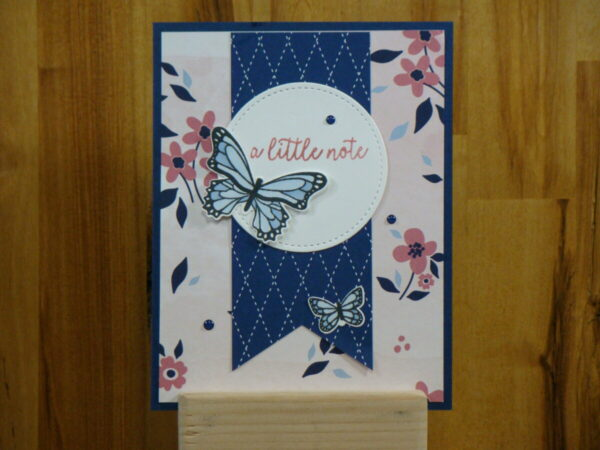 Shop Wyoming Butterfly Gala Note Card