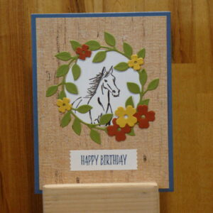 Shop Wyoming Let It Ride Birthday Card