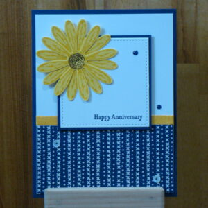 Shop Wyoming Daisy Delight Anniversary Card