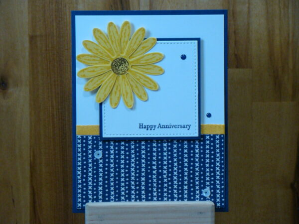 Shop Wyoming Daisy Delight Anniversary Card