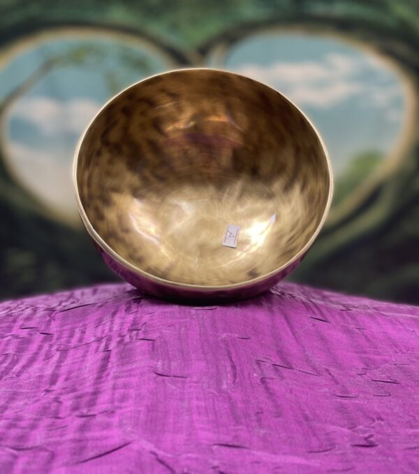 Shop Wyoming Himalayan Full Moon Singing Bowl Note A