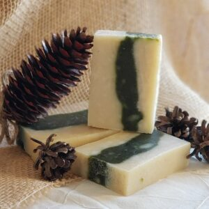 Shop Wyoming Holler Back (Wyoming Pine Resin Infused Soap)