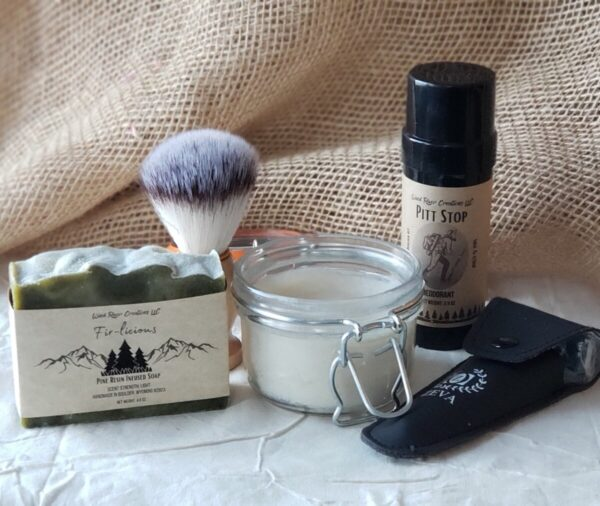Shop Wyoming Men's Shaving & Bathing Kit