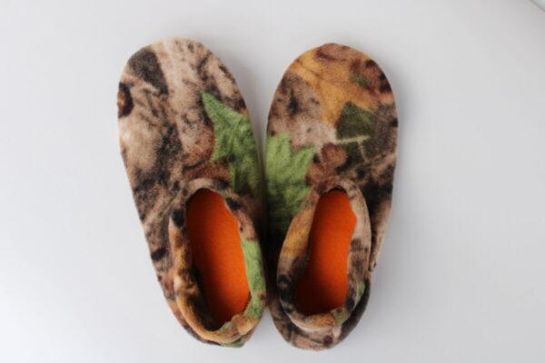 Shop Wyoming Camo Slipper Socks/House Shoes