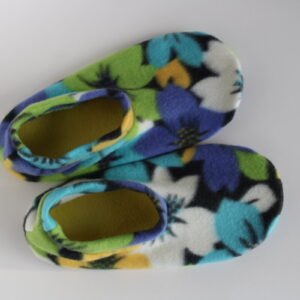 Shop Wyoming Floral Slipper Socks/House Shoes