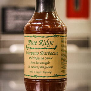 Shop Wyoming Pine Ridge BBQ & Dipping Sauce: Jalapeño Barbecue Sauce