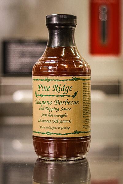 Shop Wyoming Pine Ridge BBQ & Dipping Sauce: Jalapeño Barbecue Sauce