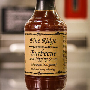 Shop Wyoming Pine Ridge BBQ & Dipping Sauce: Regular Barbecue Sauce