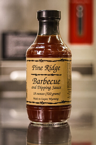 Shop Wyoming Pine Ridge BBQ & Dipping Sauce: Regular Barbecue Sauce
