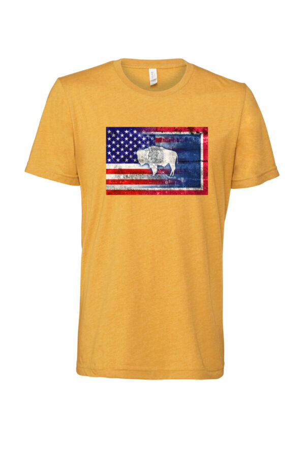 Shop Wyoming Wyoming USA T-Shirt