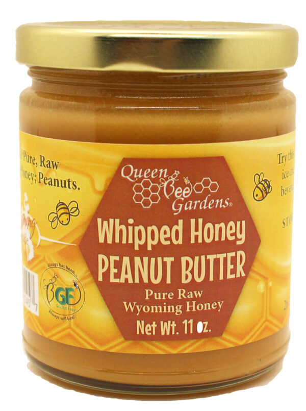 Shop Wyoming Peanut Butter Whipped Honey