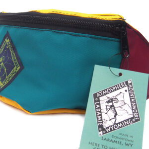 Shop Wyoming Atmosphere Mountainworks Pole Creek Trail Fanny Pack