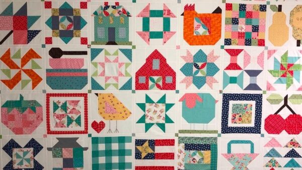 Shop Wyoming Farm Girl Vintage Quilting Class
