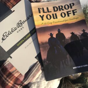Shop Wyoming Cowboy Devotion