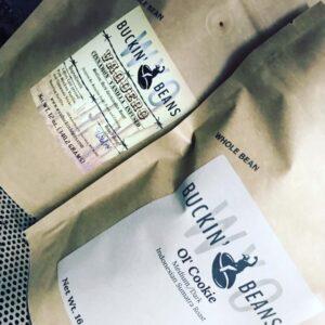 Shop Wyoming Saddle Bag Coffee Sampler Gift Set