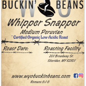Shop Wyoming Whipper Snapper (Low Acidic Roast) Coffee