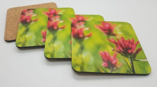 Shop Wyoming Wyoming State Flower Coasters