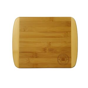 Shop Wyoming WY State Seal | Solid Bamboo Cutting Board