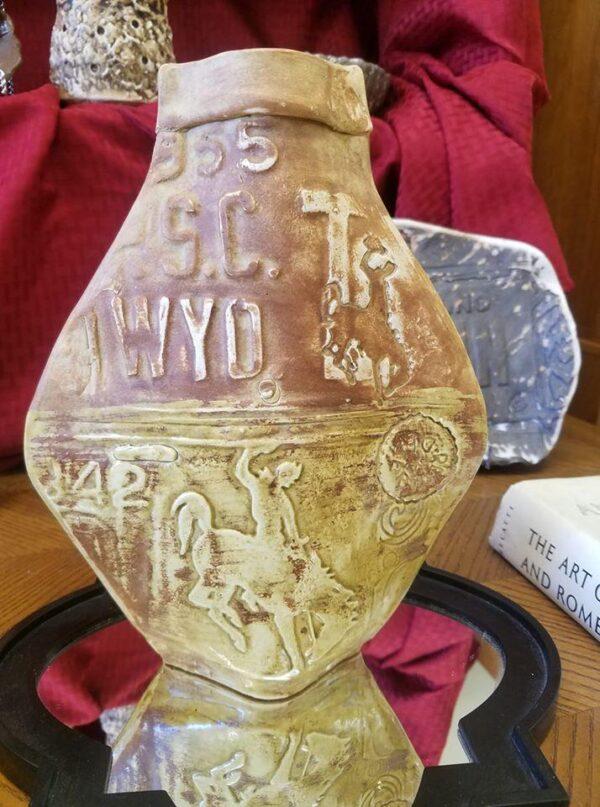 Shop Wyoming Wyoming Vase