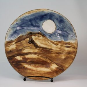Shop Wyoming Wyoming Landscape Plate