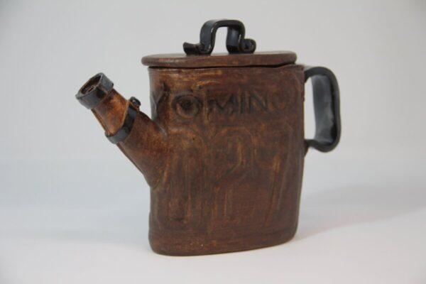 Shop Wyoming Wyoming Bucking Horse Tea Pot