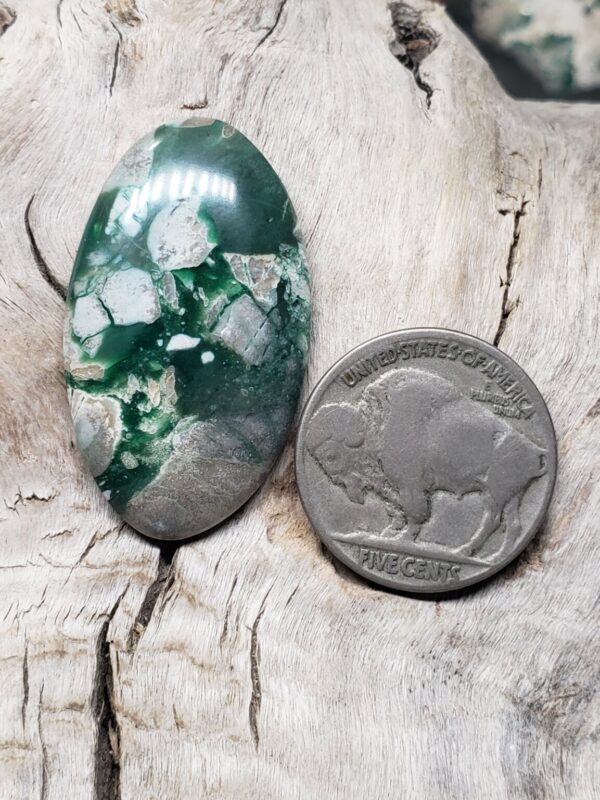 Shop Wyoming Yellowstone Variscite Oval