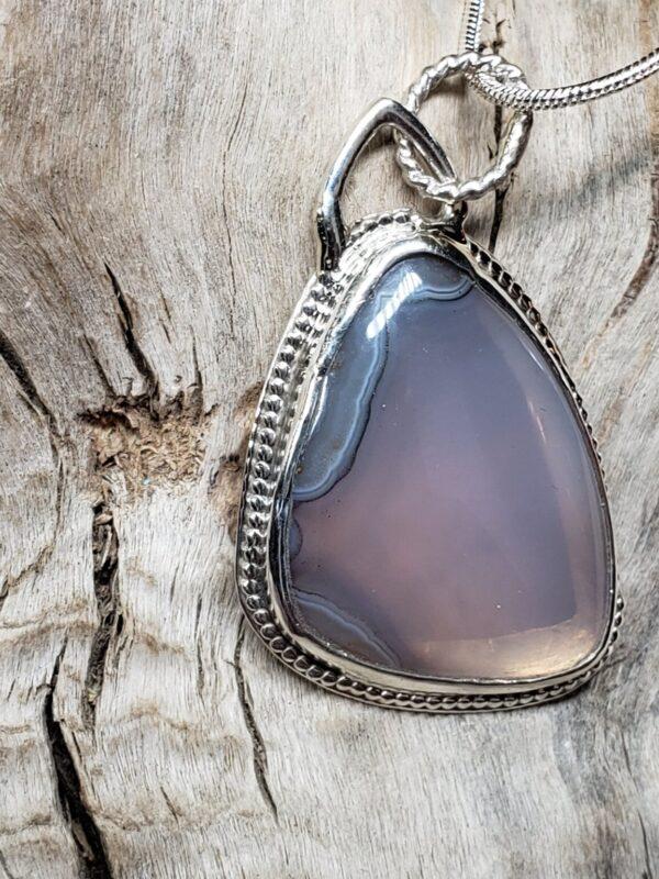 Shop Wyoming Cody WY Yellowstone Agate Freeform Pendant
