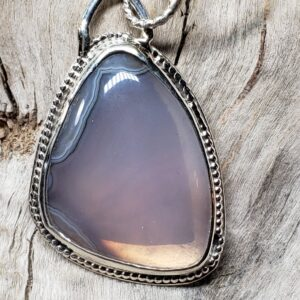 Shop Wyoming Cody WY Yellowstone Agate Freeform Pendant