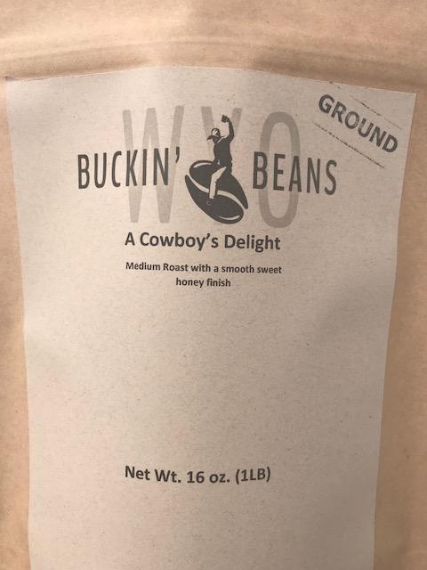 Shop Wyoming A Cowboy's Delight (Medium Roast) Coffee