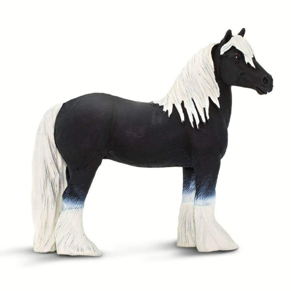 Shop Wyoming Gypsy Vanner toy horse   Non-Toxic and BPA free