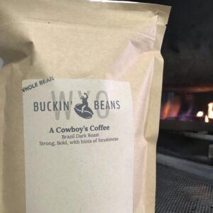 Shop Wyoming A Cowboy's Coffee (Dark Roast)
