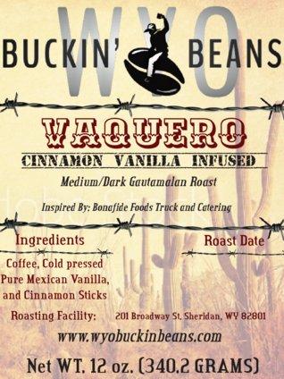 Shop Wyoming Vaquero Cinnamon Vanilla Infused Coffee
