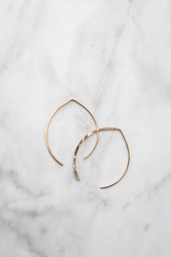 Shop Wyoming Aspen Earrings | Gold Filled