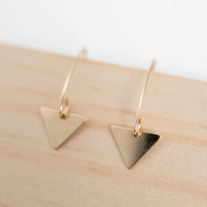 Shop Wyoming Cedar Ridge Earrings | Gold Filled