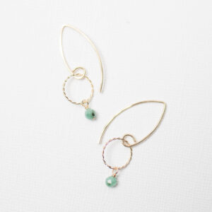 Shop Wyoming Linly Earrings | Gold Filled