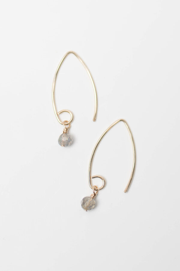 Shop Wyoming Mae Earrings   Gold Filled