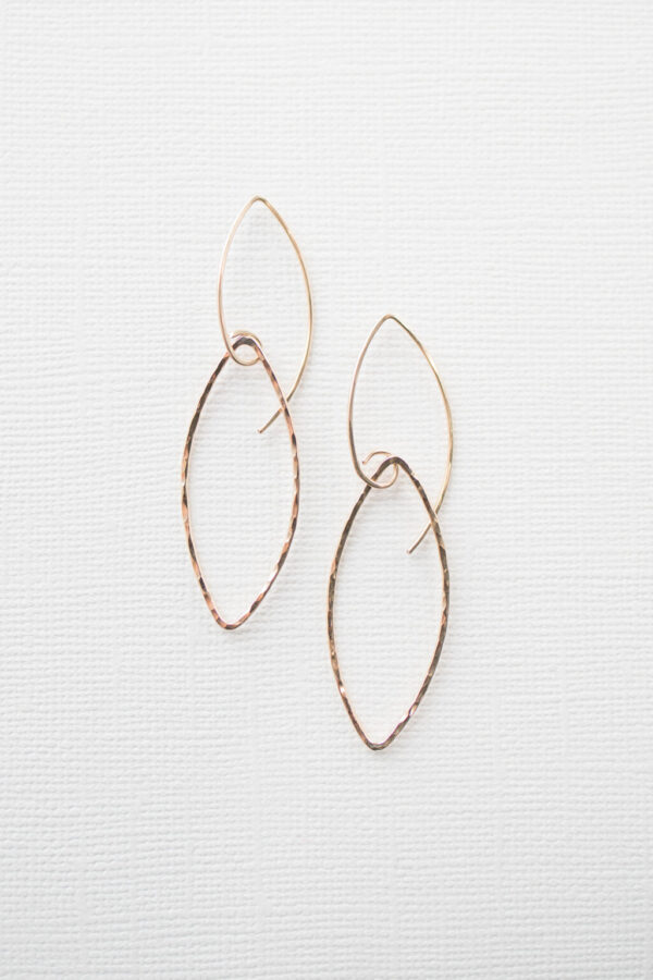 Shop Wyoming June Earrings   Gold Filled