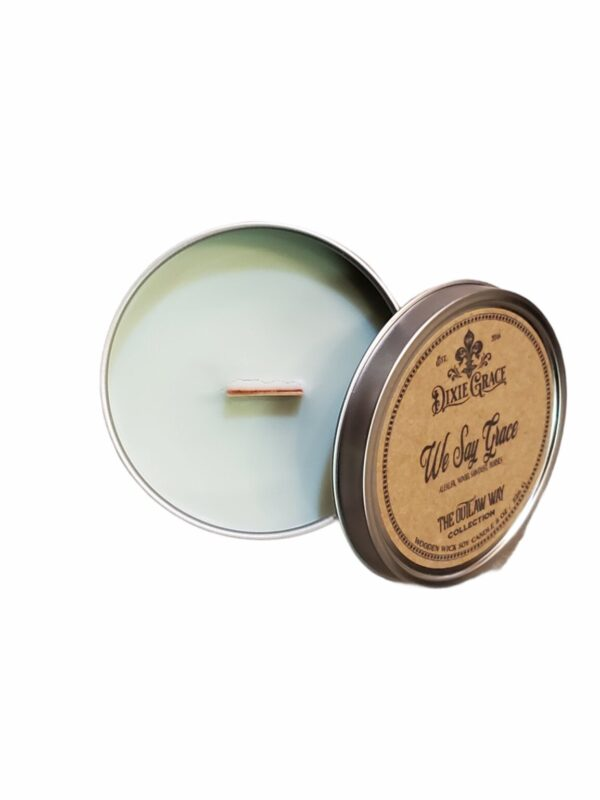 Shop Wyoming We Say Grace Candle