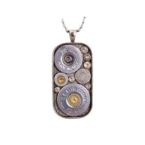 Shop Wyoming Genuine spent round bullet necklace