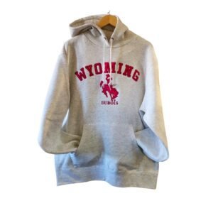 Shop Wyoming Dubois, Wyoming hoodie