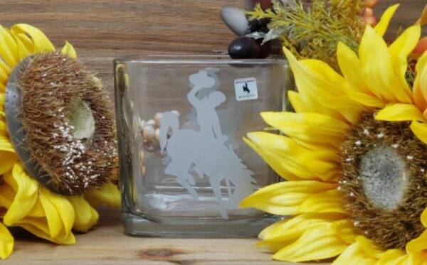 Shop Wyoming Steamboat Square Candle Holder