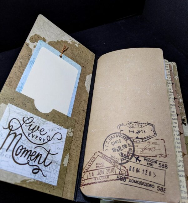 Shop Wyoming Map Notebook 1
