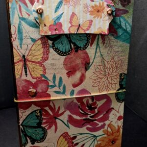 Shop Wyoming Butterfly Floral Notebook 3