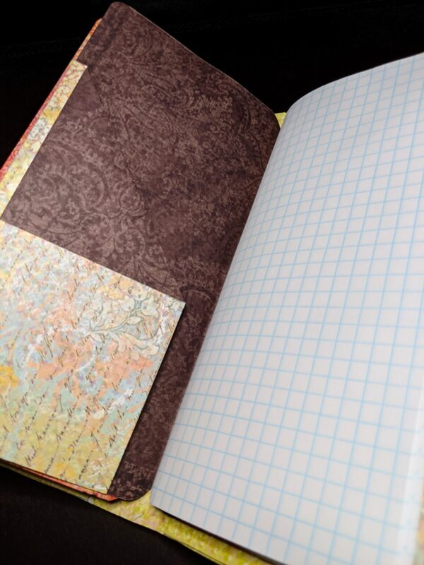 Shop Wyoming Bohemian Notebook 3