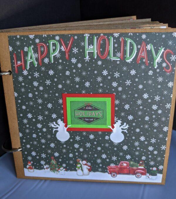 Shop Wyoming Happy Holidays Album